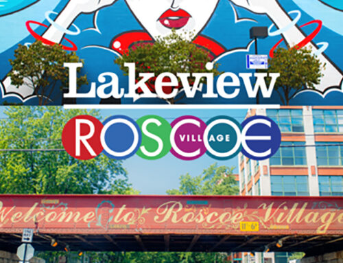 LAKEVIEW AND ROSCOE VILLAGE CHAMBER OF COMMERCE MERGE