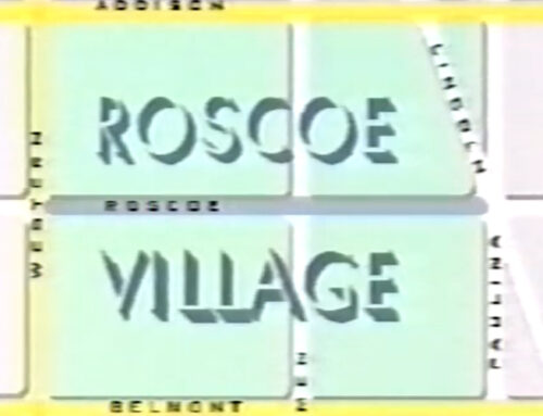 Travel back in time to Roscoe Village in 1994