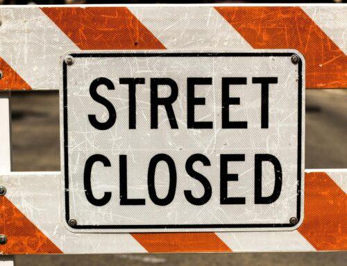 Street Closures for Retro on Roscoe