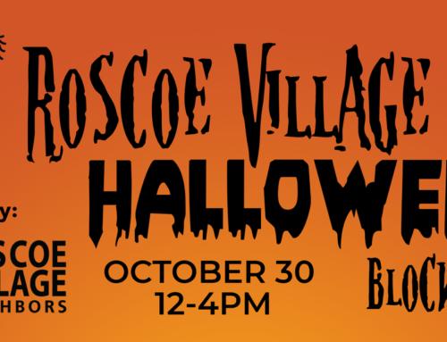Roscoe Village Halloween Block Party